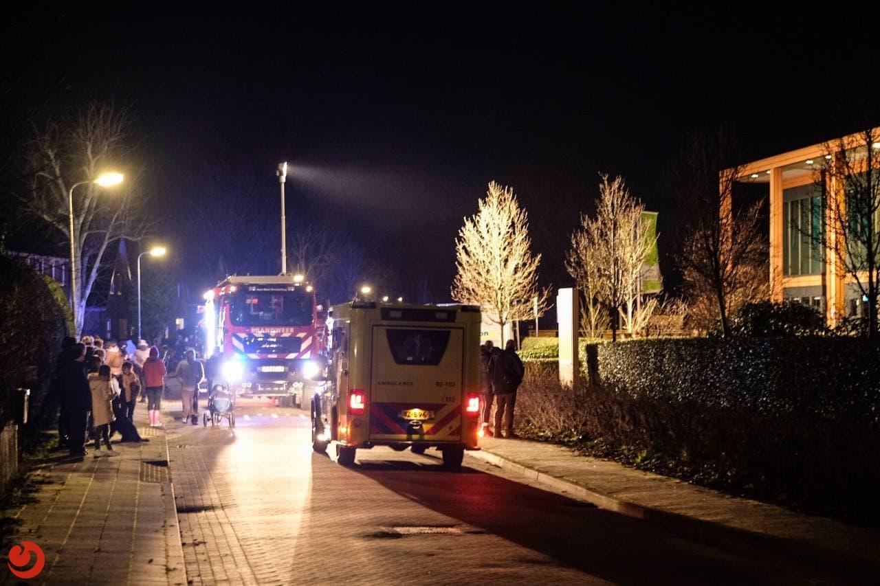 Hotel op Terschelling ontruimd door brand