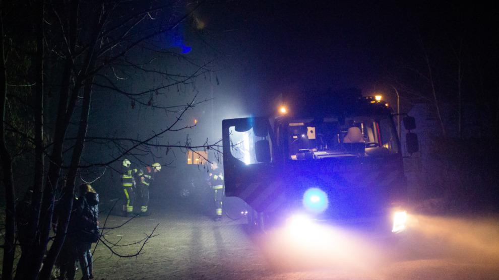 Snel optreden brandweer voorkomt erger bij dakbrand