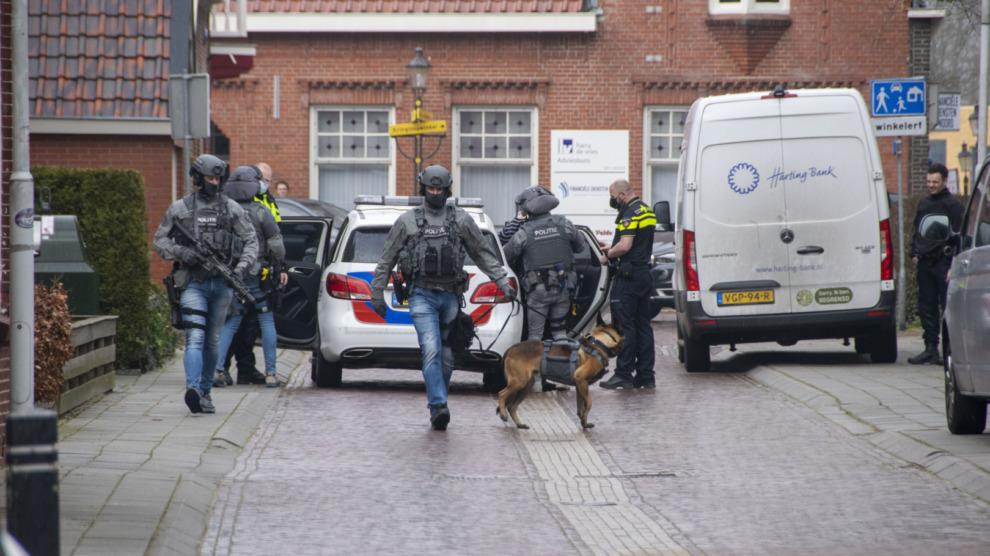 Arrestatieteam ingezet voor verwarde man met nepvuurwapen