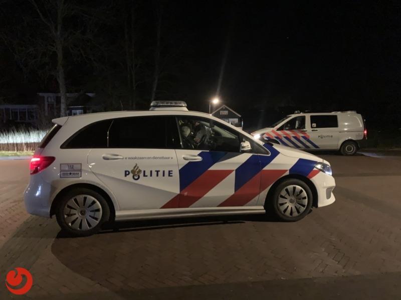 Politie achtervolgt spookrijder 12 kilometer over de N31