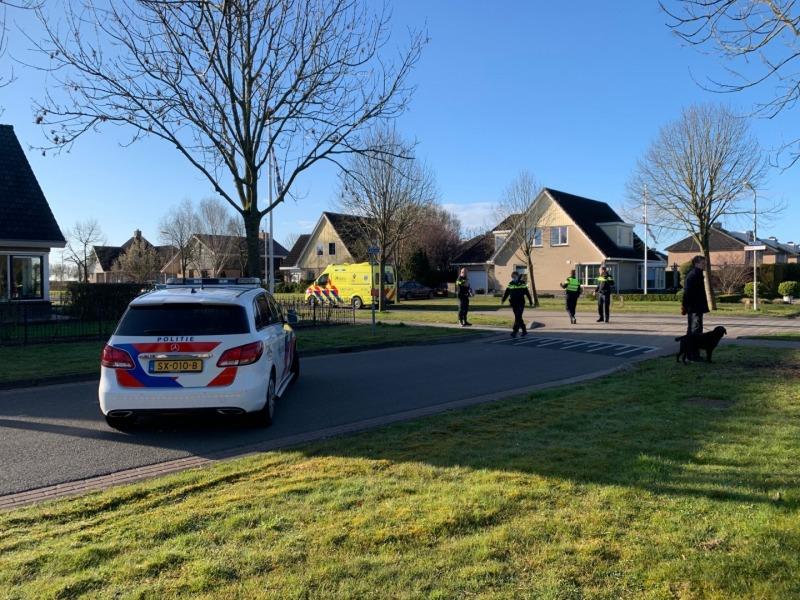 Jong kind gewond bij ernstig ongeval