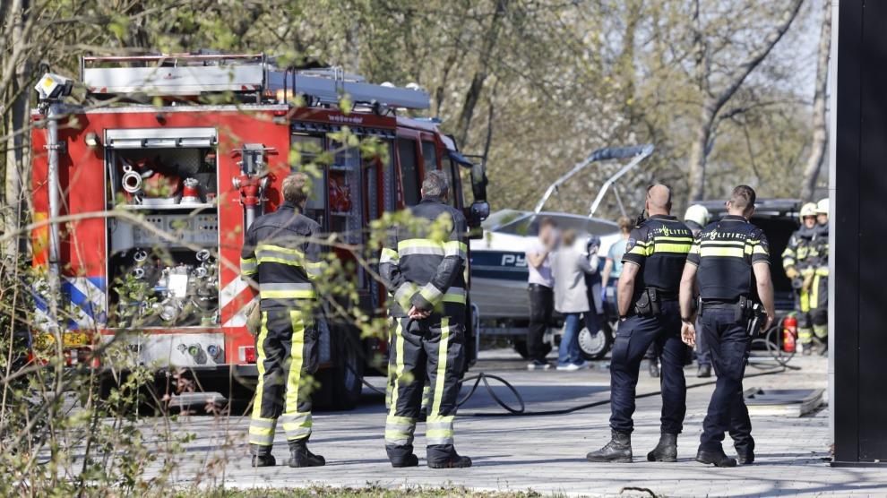 Drie gewonden bij explosie op speedboot