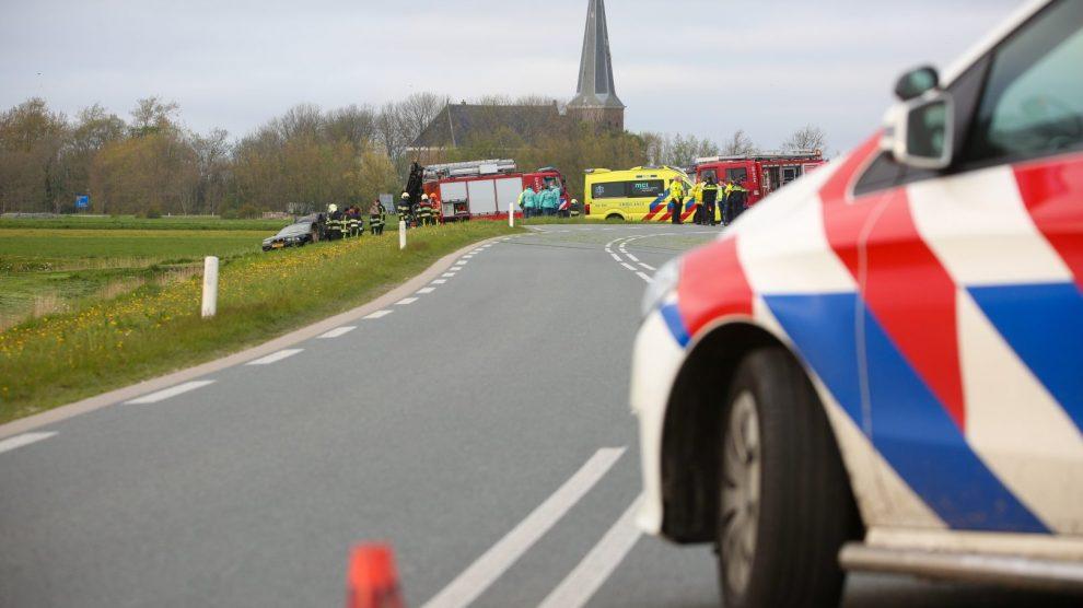 Dode en ernstig gewonde bij verkeersongeval
