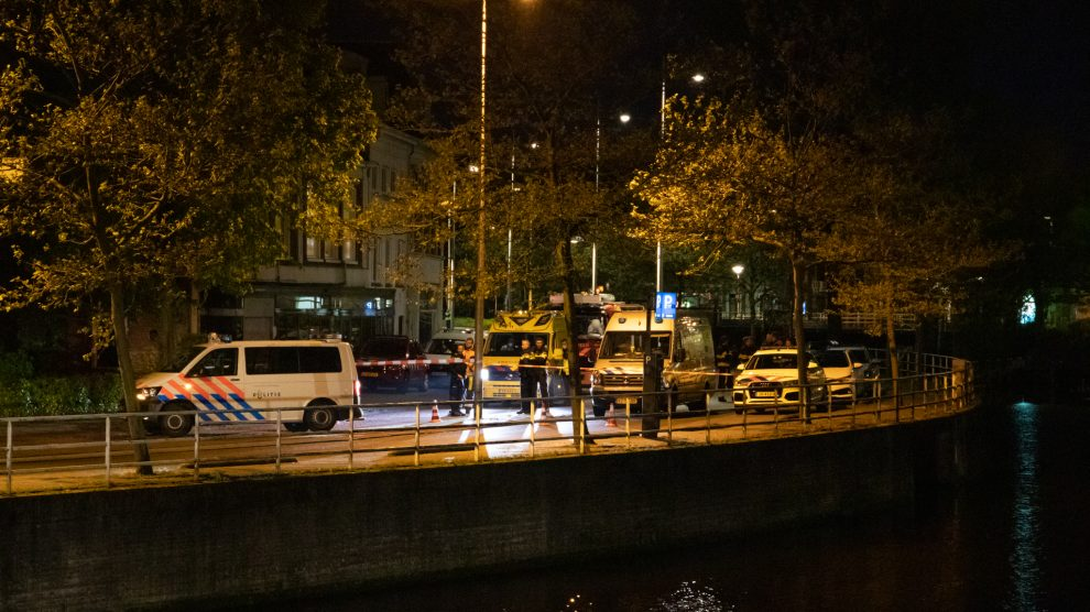 EOD ingezet voor verdacht voorwerp bij politiebureau in Leeuwarden