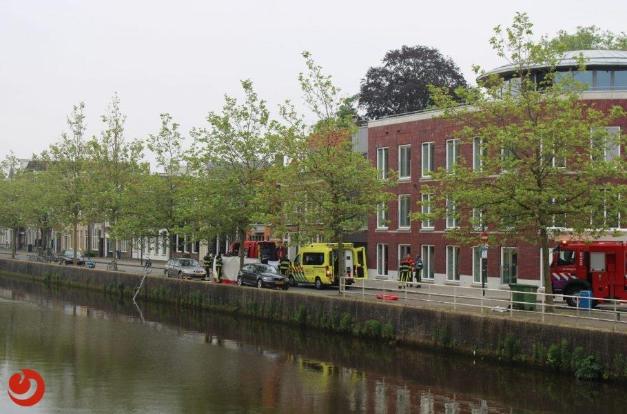 Te water geraakte jongen (19) Leeuwarden in ziekenhuis overleden
