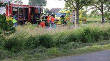 Twee gewonden bij ernstig ongeval Parrega