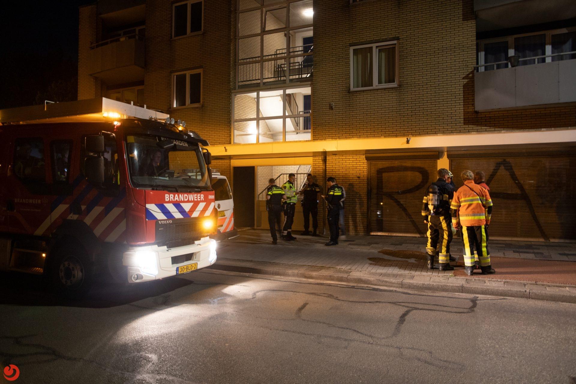 Persoon gewond bij woningoverval in Leeuwarden