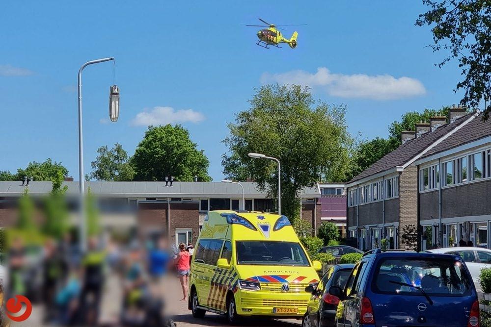 Betrokken motorrijder ongeval Drogeham overleden aan verwondingen.