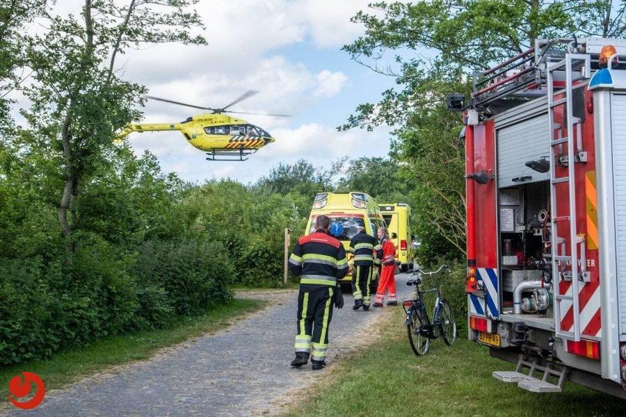 Twee gewonden bij ontploffing op camping Terschelling