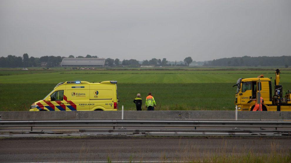 Slachtoffer (66) ongeval Oldeholtwolde overleden
