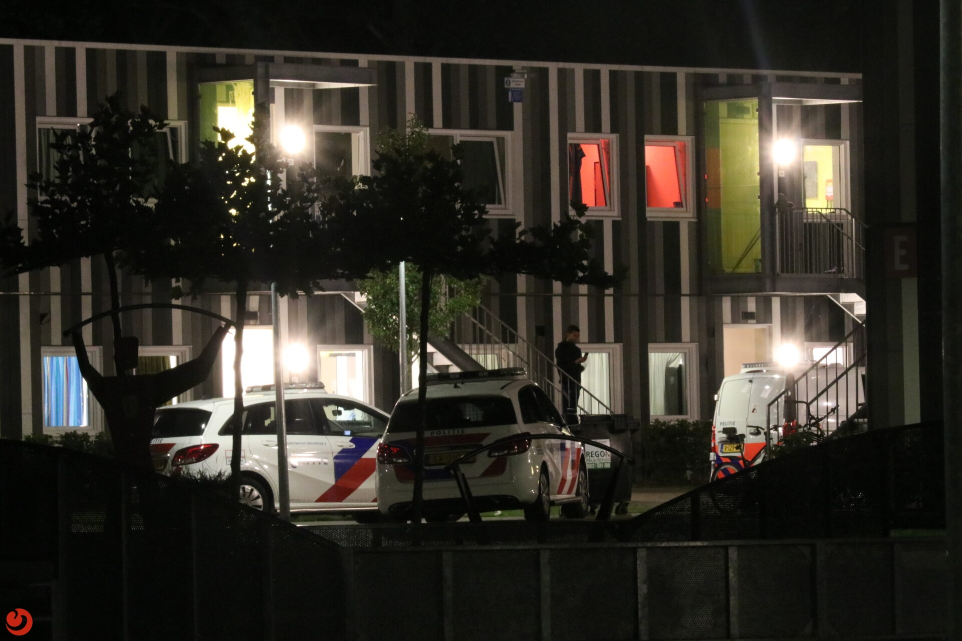 35-jarige aangehouden na steekincident bij AZC Drachten