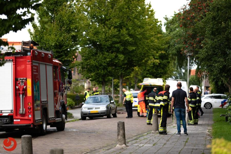 Fietser ernstig gewond bij incident in Boijl