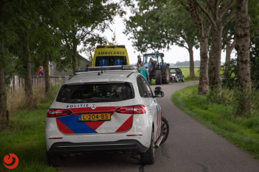 Fietsers gewond bij ongevallen in Fryslân
