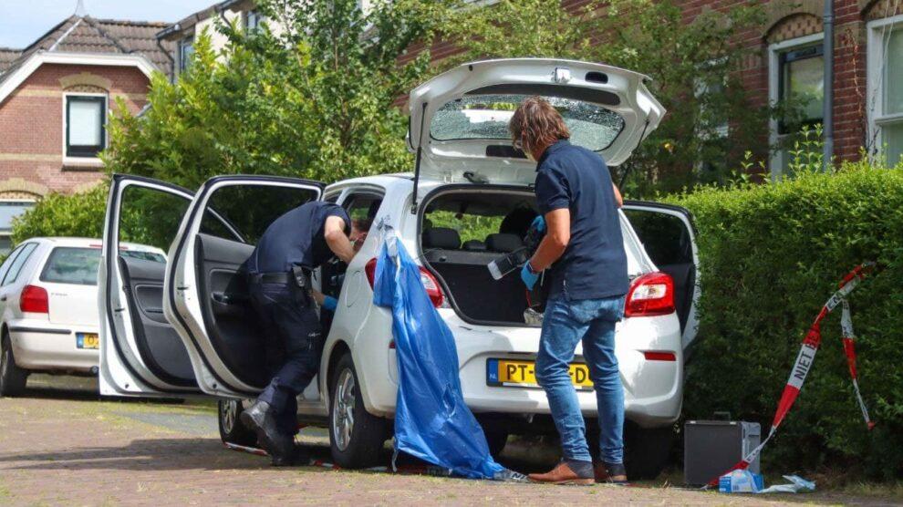 Verdachte schietpartij Leeuwarden had nepvuurwapen