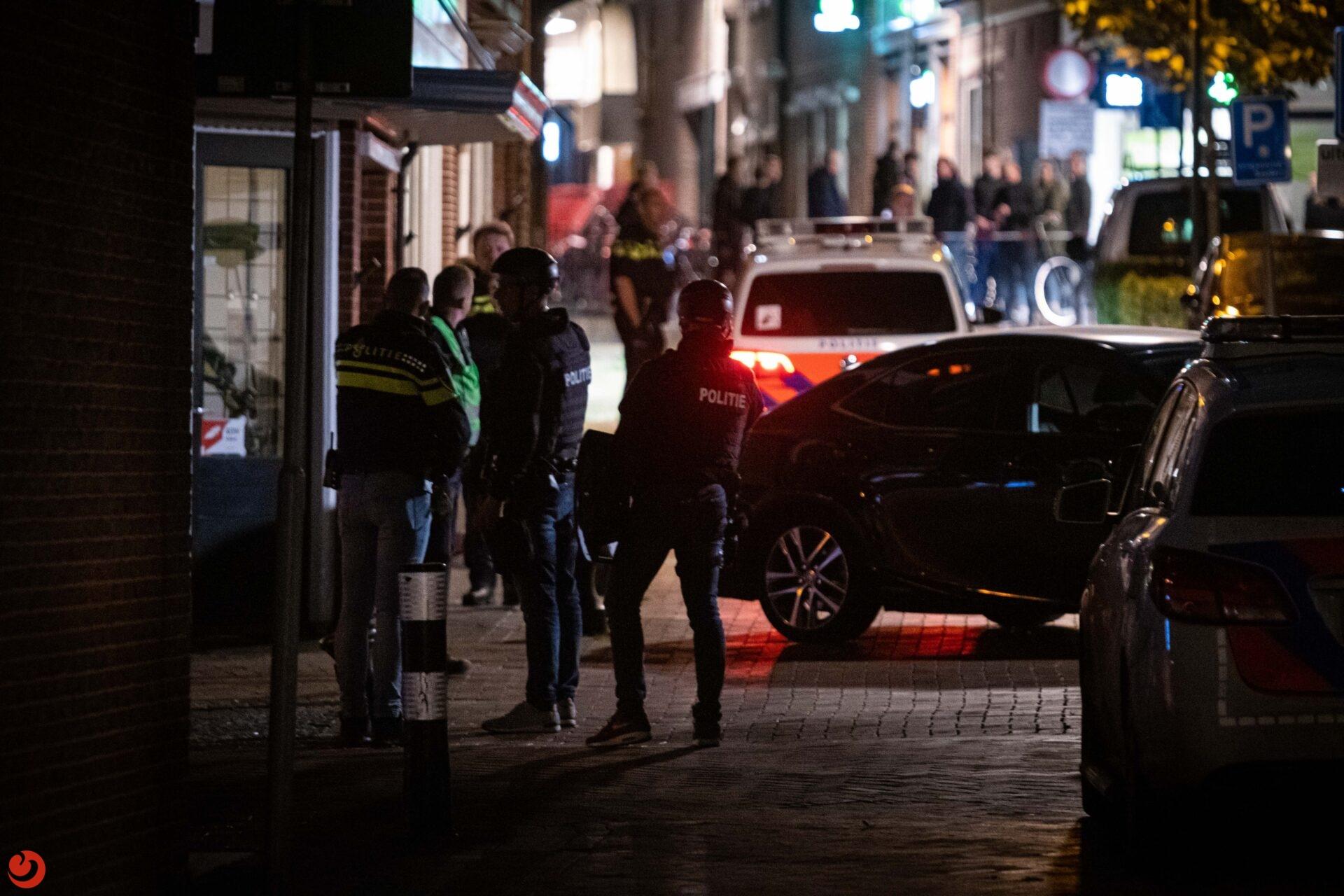 """Aanhoudingseenheid ingezet in Dokkum na een """"dreigende situatie"""""""