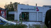 Brand bij zwembad Franeker blijkt storing in boiler