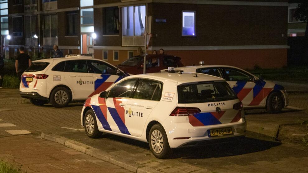 Steekpartij in Leeuwarden; één persoon gewond