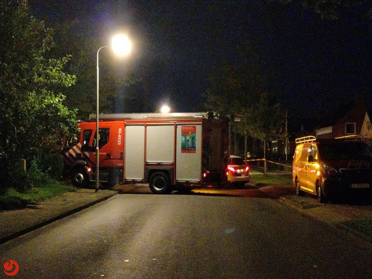 Fietsster overleden na ongeval in Harkema
