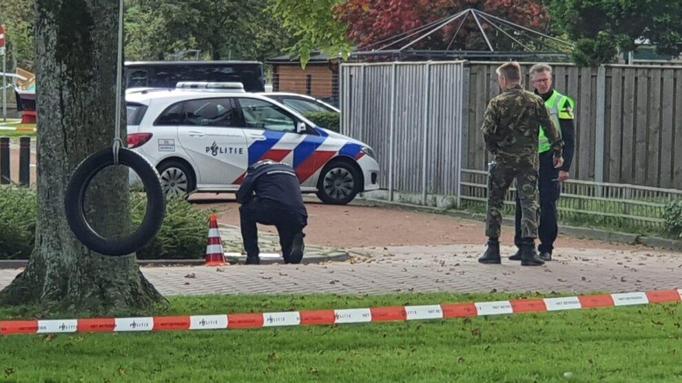 EOD ingezet voor explosief in Lemmer
