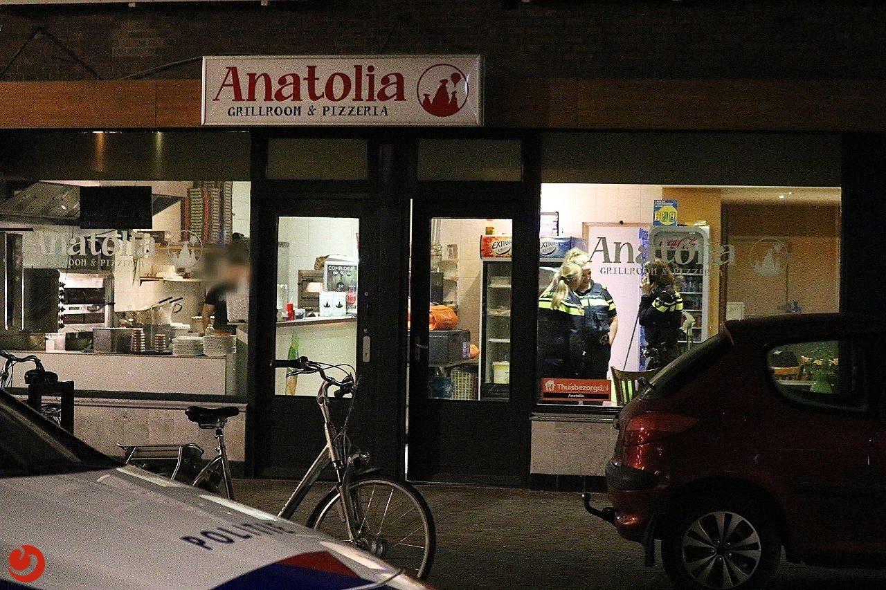 Steekpartij in grillroom Surhuisterveen; 52-jarige man gewond