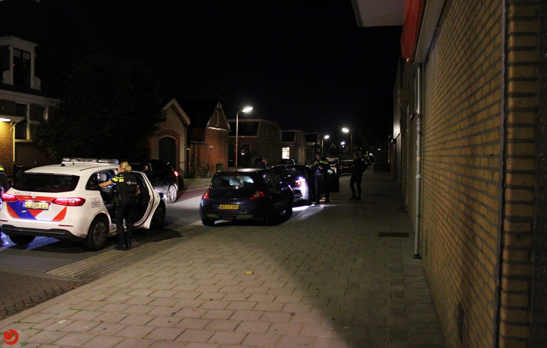 Man in Leeuwarden aangehouden voor bedreiging met vuurwapen in Lekkum