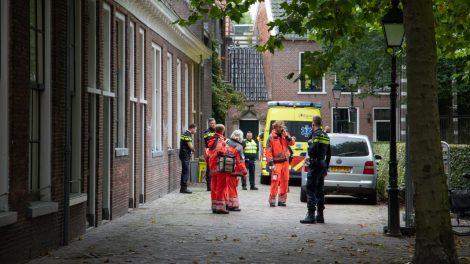 Traumahelikopter ingezet voor incident in binnenstad Leeuwarden