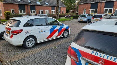 Politie lost schot bij incident in Franeker